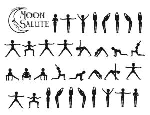 MoonSalutation